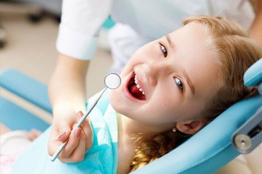 Лечение детей (кариес, корневые каналы)